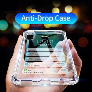 Case for Airbag Xiaomi Coque Phone-Cover Se-Lite Transparent K20 Pro Soft-Silicone Redmi