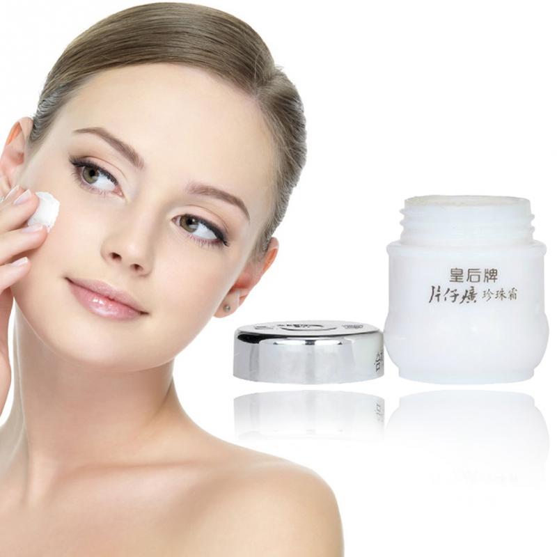 Domestic Pearl Cream Skin Whitening Moisturizing Remove Acne Spot Anti-wrinkle