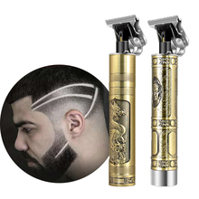 Kemei Balding Cordless Hair Clipper 0 mm Male Carving Trimmer Bald Head Shaving Scraper Short Hairs Cutting Finishing Machine lili professional balding clipper for barbers and stylists cuts full head balding cutting machine super motor hair salon clipper