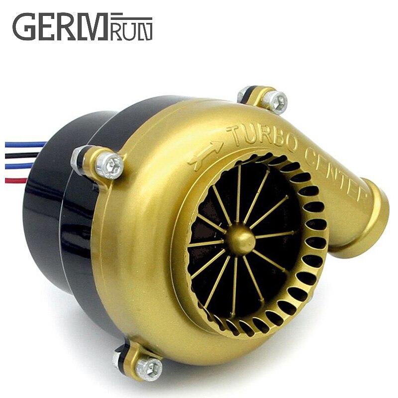 Universal Rood/Wit/Zwart/Gouden 12 V/24 V 120DB Luid Auto Elektrische Turbine Hoorn Imiteren geluid Voor Automobiles Dropship HR-1201
