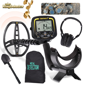 850 Metal Detector Underground Depth 2.5m Scanner Search Finder Professional Gold Detector Pinpointer Treasure Hunter Detecting metal detector pinpointer portable gold detector pin pointer treasure hunter automatic tuning belt holster led indicator