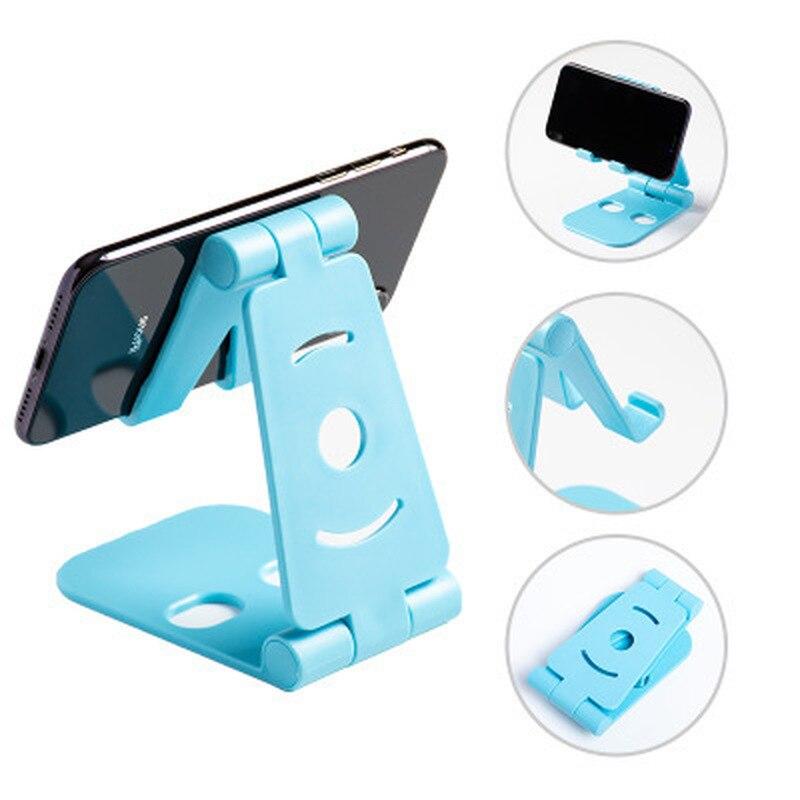 Mobile-Phone-Holder Phone-Stand Adjustable Desk Huawei Universal Plastic Xiaomi