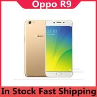 "Original Oppo R9 4G LTE Mobile Phone MTK6755 Octa Core Android 5.1 5.5"" 1920x1080 4GB RAM 64GB ROM 16.0MP Fingerprint Dual Sim 1"