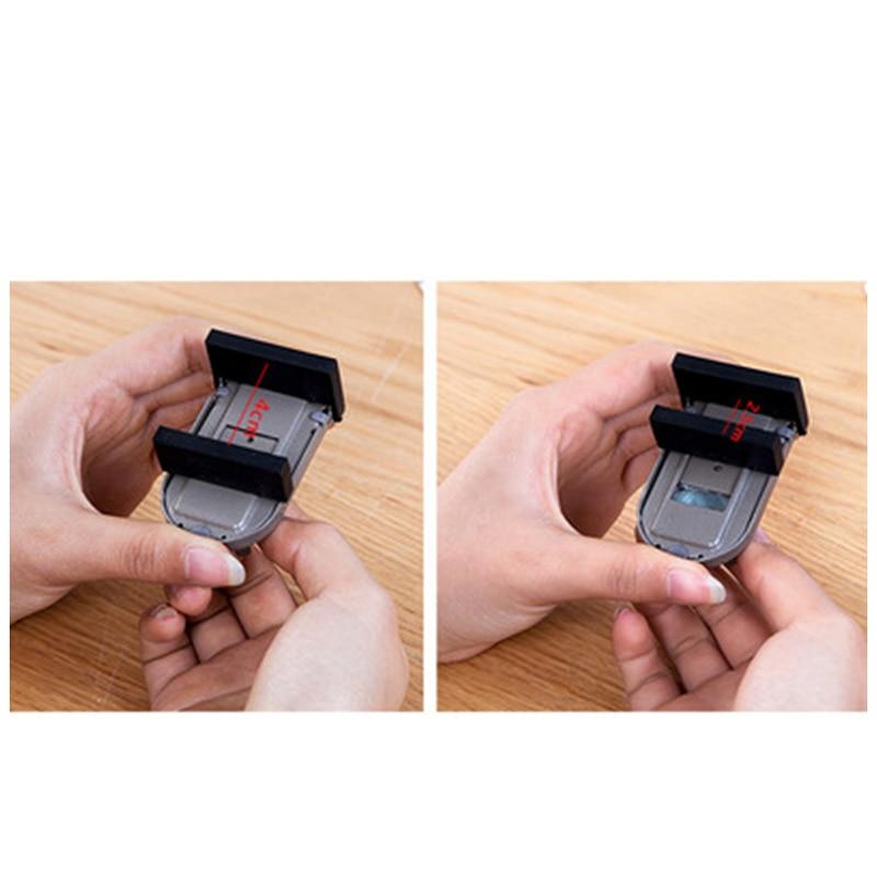 Iron 8*4cm Sliding Window Restrictor Lock Kids Baby Safety Limiter Durable New