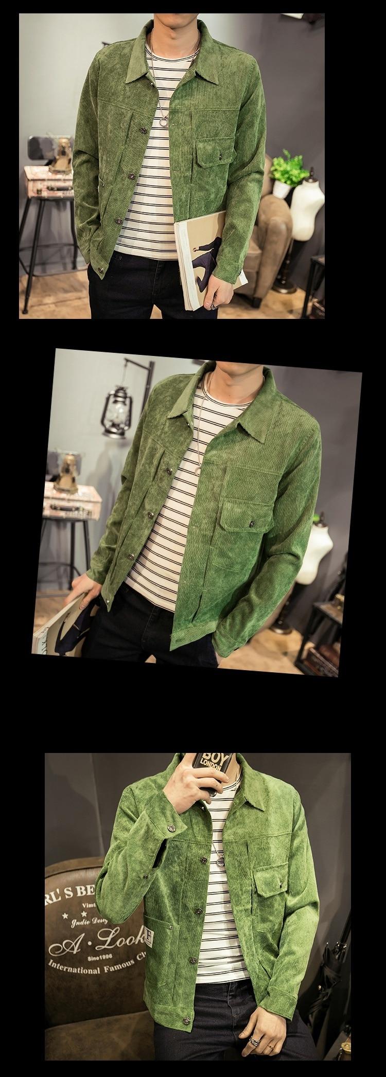 H4efac23af77247e2a689445406ee12876 Zongke Japan Style Corduroy Jacket Men Hip Hop Streetwear Men Jacket Coat Windbreaker Clothes Bomber Jacket Men 5XL 2019 New