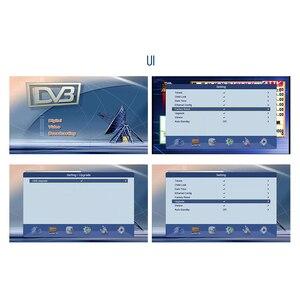 Image 5 - Vmade 2020 HD цифровой приемник ТВ тюнер DVB t2 наземный приемник Поддержка youtube с usb wifi dvb t2 декодер h.265 ТВ коробка