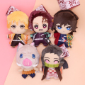 Лидер продаж, японская плюшевая игрушка-Рассекатель демонов, кукла киметасу, не йэйба, агатсума, зенитсу, незуко, хашибо, фигурка, игрушки, по...