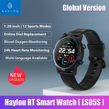 * Hot Bán * Haylou RT LS05S Bluetooth Smartwatch Nam Chống Thấm Nước Thể Thao Bơi Smart Watch Nữ Trái Tim Tỷ Lệ Màn Hình Đồng Hồ