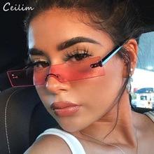 New Rectangle Sunglasses Women 2020 Fashion Luxury Brand Des