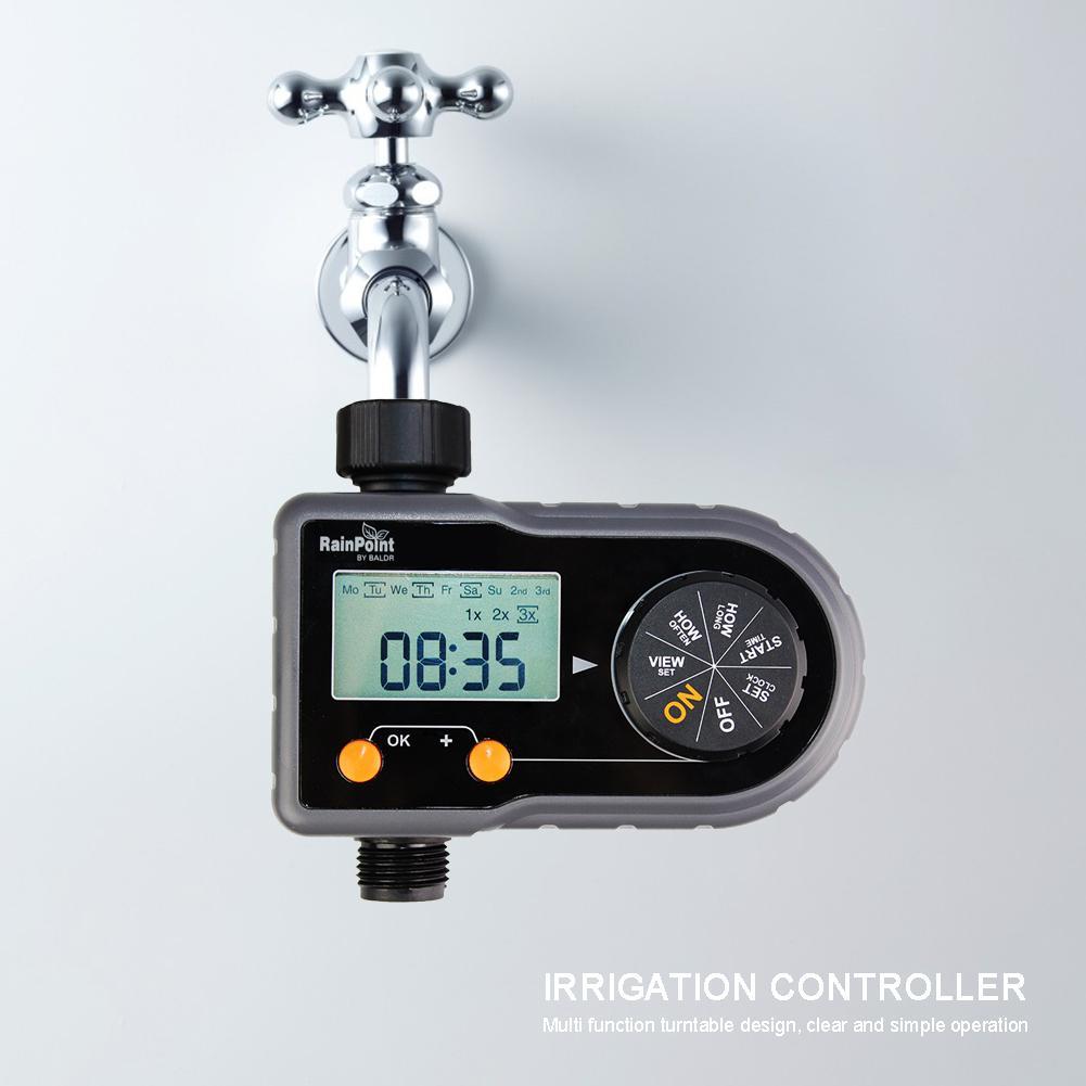 Smart Automatische Hause Garten Wasser Timer Bewässerung Timer Bewässerung Timer Ball Ventil Controller System Mit LCD Display
