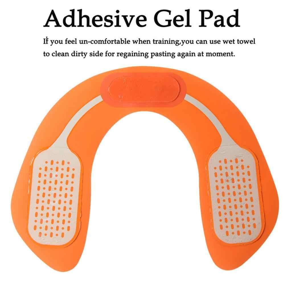 6 modos EMS entrenador de cadera parche de masaje de cadera EMS entrenador de cadera masajeador de levantamiento de cadera parche adelgazante corporal sin batería