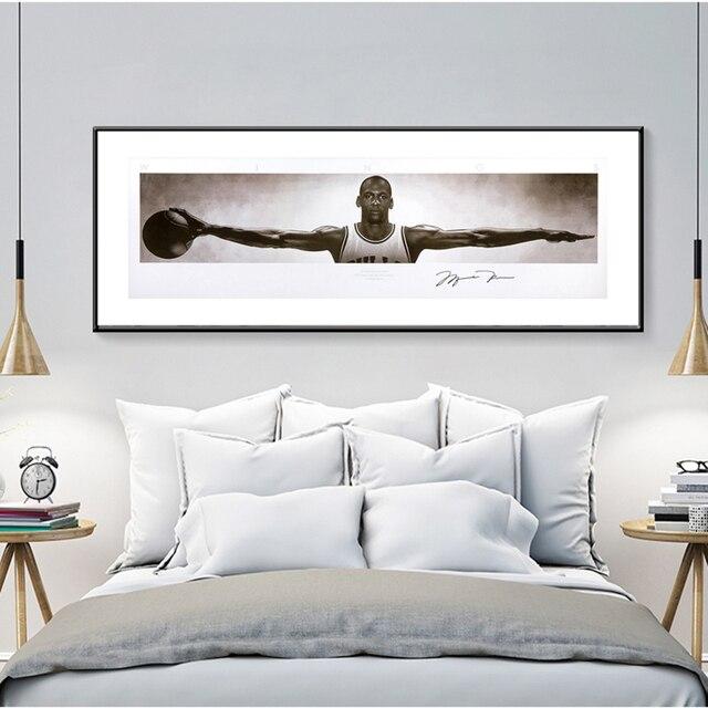 MJ Wings Poster 6