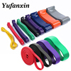 heavy Duty resistance bands set Natural Latex Rubber Fitness Pull Up Loop Band Yoga elastic band for training Fitness Equipment