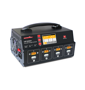 Image 2 - Ultra Power UP1200+ 25A UAV/Agricultural Drone Fast Balance Charger With Display Screen For 8 Channel 2 6S LiPo LiHV Battery