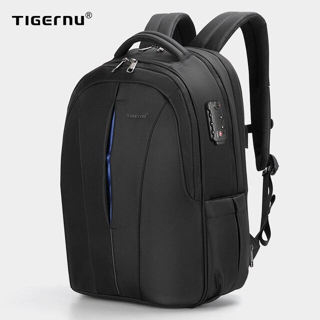 Мужские рюкзаки для путешествий с кодовым замком