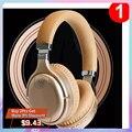 ANC Bluetooth Kopfhörer Wired & Wireless Bluetooth Headset Aktive Noise Cancelling Kopfhörer Tiefe Bass Mit MIC für PC Telefon