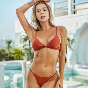 Bikini Sexy Bademode Frauen Bikini Sommer Badeanzug Bademode 1