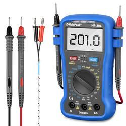 Цифровой LCR тестер сопротивления, емкости и индуктивности тестер-транзистор