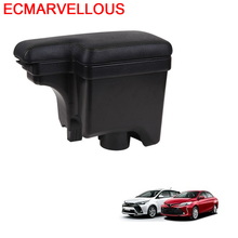 Mouldings Styling Car-styling Arm Rest Car Accessory protector Decorative Modified Automobiles Armrest Box 17 FOR Toyota Vios