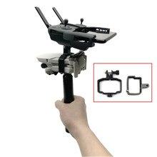 El Gimbal kamera sabitleyici monitör denetleyici Tripod tutucu klip braketi DJI Mavic Mini aksesuarları