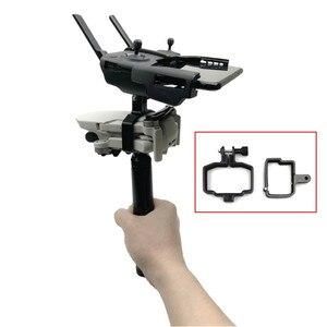 Image 1 - Support de trépied de contrôleur de moniteur de stabilisateur de caméra de cardan tenu dans la main support dagrafe pour les Mini accessoires de DJI Mavic