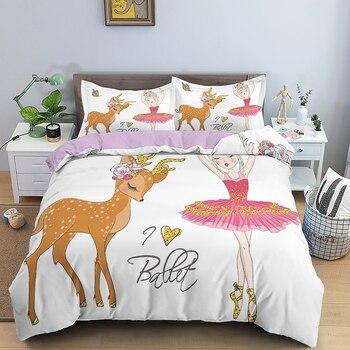 Ballerina Bambi Bedding Set 14