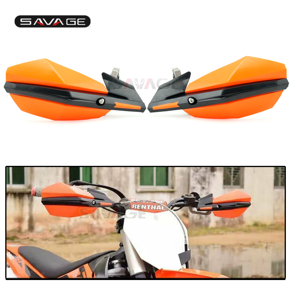 Handguards Handlebar Hand Guard For KTM DUKE 125 200 250 390 Motorcycle Accessories Parts Dirt Bike Protector Protection