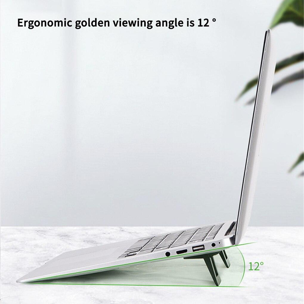 Mini Laptop Riser Pad