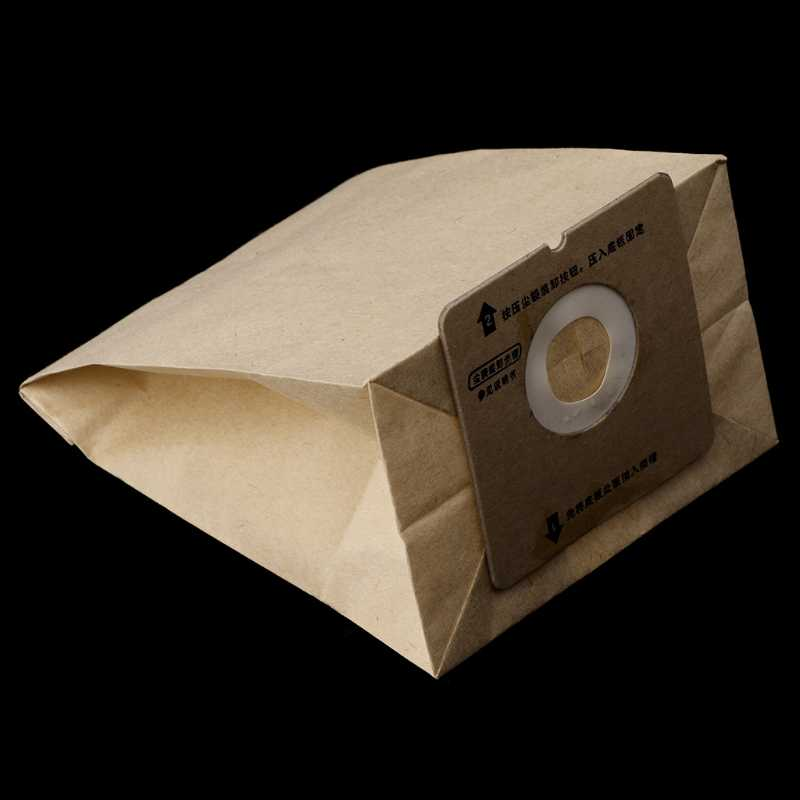 6*Universal Vacuum Cleaner Bags Paper Dust Bag Replace For Rowenta ZR0049/&ZR0007