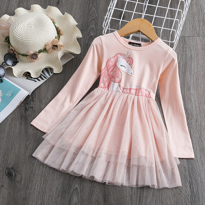 H4effdcd8b8044af3a91aba80dc11e40dN Children Formal Clothes Kids Fluffy Cake Smash Dress Girls Clothes For Christmas Halloween Birthday Costume Tutu Lace Outfits 8T