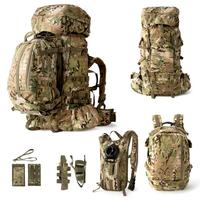 Military Surplus New Gen ILBE Rucksack Full Assembly Laser Cutting Tactical Backpack Multicam