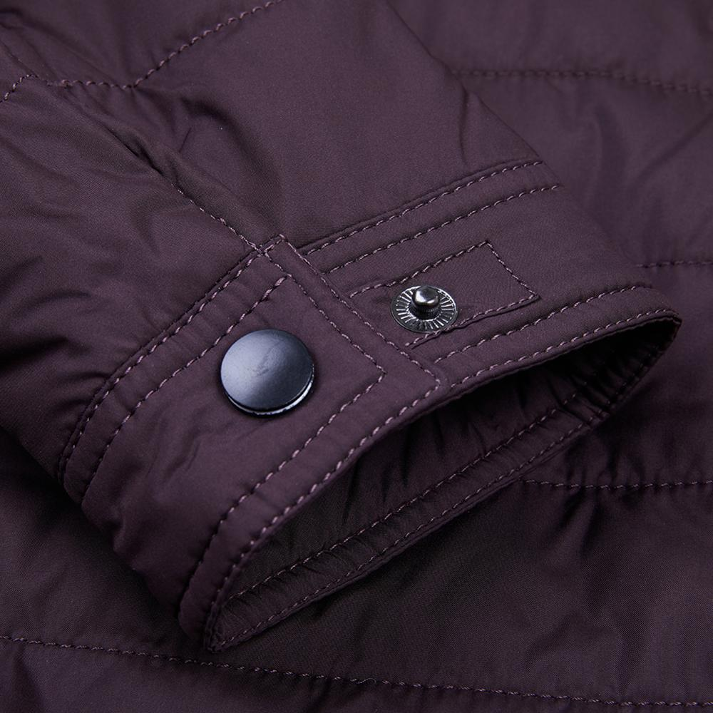 Blackleopardwolf 2019 new arrival spring down jacket high quality thick cotton balck color duck down jacket spring coat ZC-C5612 5