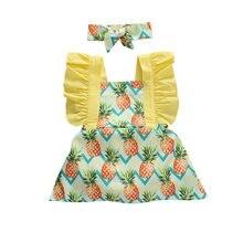 АА 2020 мода лето девушки цветочные комбинезоны платье хлопок