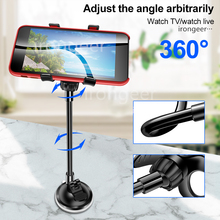 Universal Car Phone Holder Windshield Long Arm Clamp Mount S