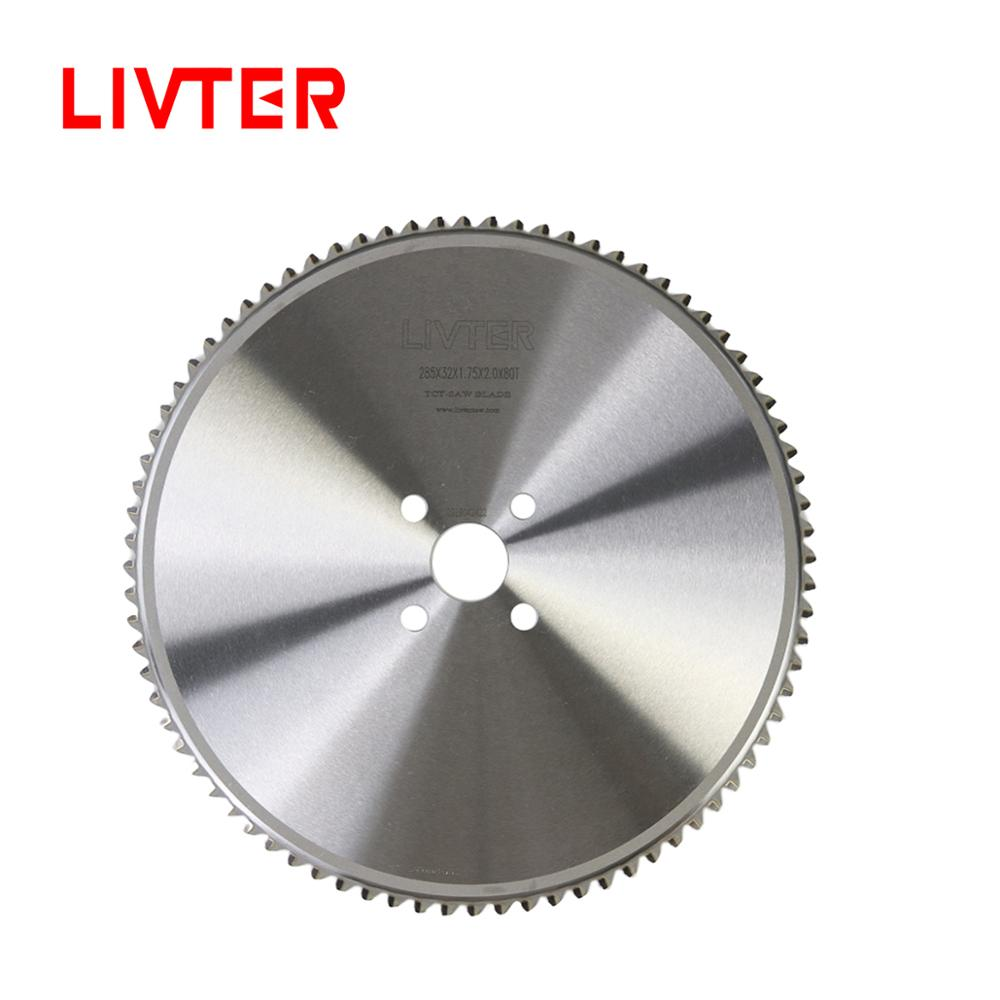 LIVTER Factory multi tool offer hss metal circular saw blade Cold Saw Blade For Cutting cutting thin sheet metal Carbon Steel
