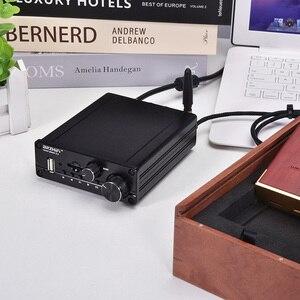 Image 5 - Bluetooth 5.0 HIFI TPA3116 50W + 50W + 100W 2.1 ערוץ סטריאו אודיו סאב Amplfiier בס Amp לוח TF USB FM רכב קולנוע ביתי