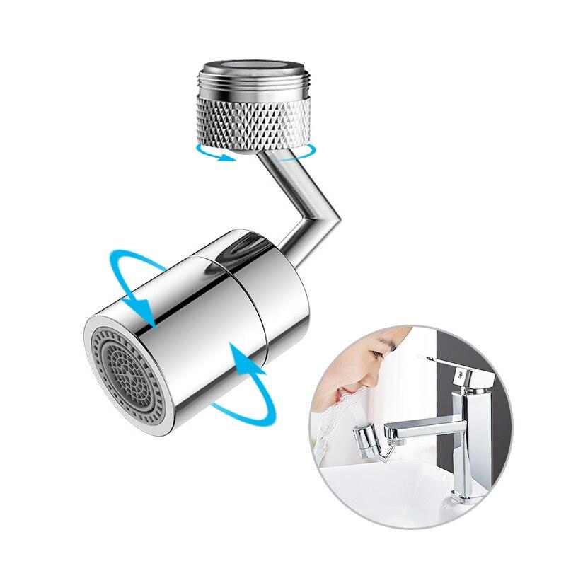 Вращающийся Бент экономии воды Ванная комната ароматизатор диффузор фильтрующая насадка на кран поворотная головка Кухня барботер для кра...