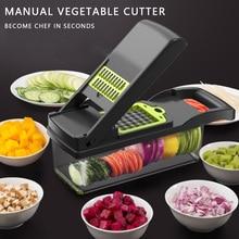 Multi-function vegetable slicer slicer fruit carrot grater kitchen kitchen accessories vegetable slicer basket slicer