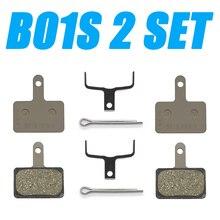 2 זוג B01S בלם רפידות שרף דיסק בלם רפידות MTB MT200/M315 / M355 / M395 / M446 / M575 / M486 / M485 / M445