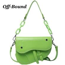 Luxury Handbags Women Messenger Pillow Good Quality Leather Shoulder For Daily Designer Female Crossbody Retro White Saddle Bag