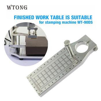 WTONG Hot stamp machine accesories hot stamp holder high temperature glue silicone pad thermal column stamp foil цена 2017