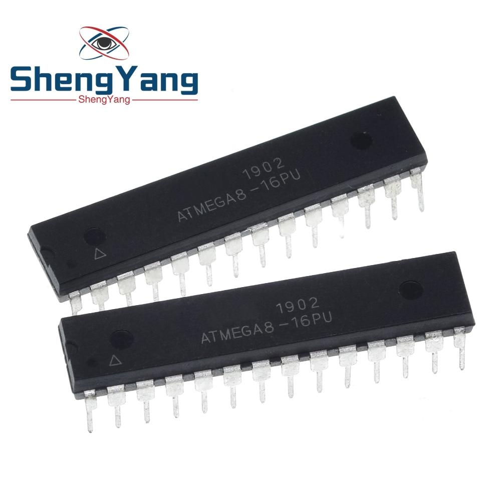 ShengYang 1 шт./лот ATMEGA8-16PU ATMEGA8 DIP новый оригинальный