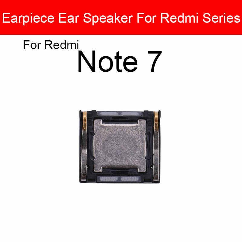 רמקול אפרכסת אפרכסת רמקול עבור Xiaomi Redmi 1 1S 2 2A 3 3X3 S 3 4 4A 4X5 5A 6 6A 7 בתוספת פרו אוזן רמקול מקלט תיקון