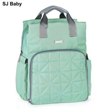 Mummy Maternity Nappy Bag Large Capacity Travel Backpack Nursing Bag for Baby Care Stroller Diaper Bags Fashion Women's Backpack цена 2017