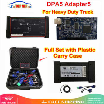 Dearborn Protocol Adapter5 Heavy Duty Truck Scanner DPA5 Without Bluetooth diagnostic tool DPA 5 better than  DHL Fast - DISCOUNT ITEM  5% OFF All Category
