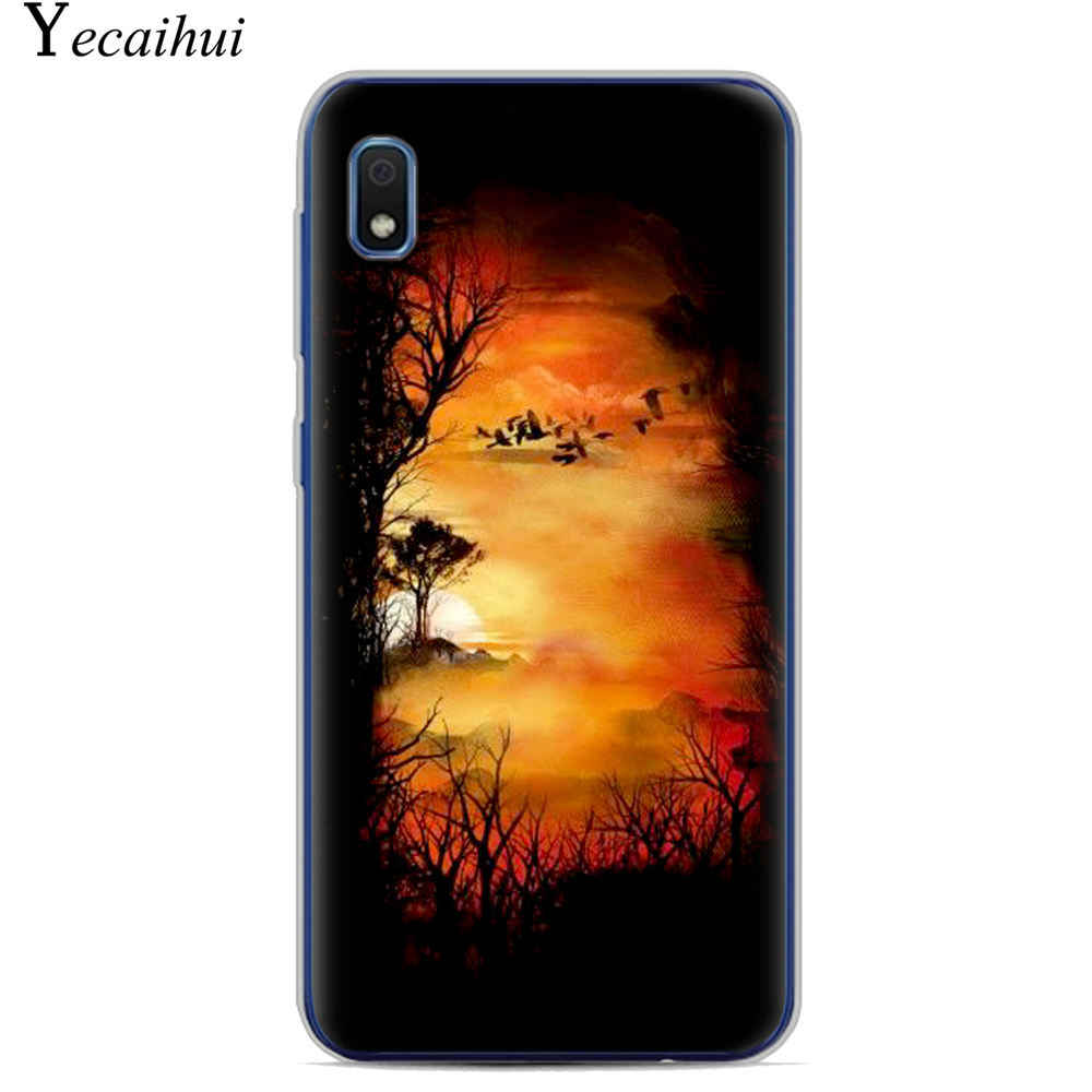 Классный чехол для samsung Galaxy A10 A20 A30 A40 A50 A60 A70 A80, силиконовый чехол для телефона, мягкий чехол для задней панели Hakuna Matata