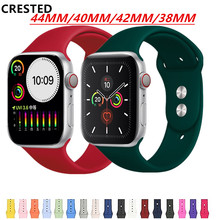 Strap For Apple Watch band pulseira apple watch 4 5 3 band 44mm/40mm iwatch band 5 4 42mm 38mm correa Bracelet watch Accessories цена и фото