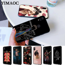 Harry Styles tattoos One Direction 1D Silicone Case for Redmi Note 4X 5 Pro 6 5A Prime 7 8