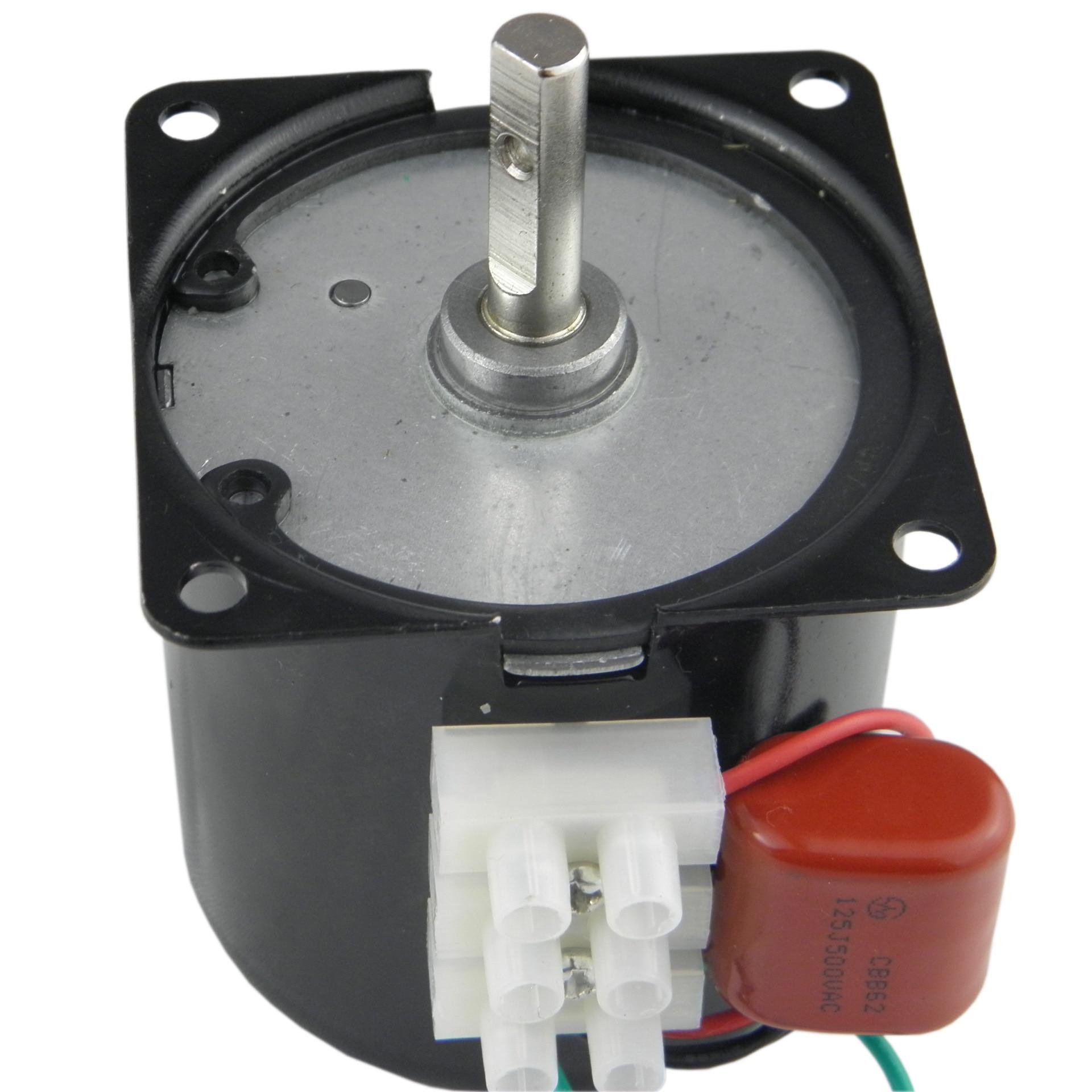 Synchronous Gear Motor,68KTYZ, 14W,1.2RPM Permanent Magnet Synchronous Motor Low Noise