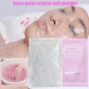 Anti-envelhecimento clareamento creme acne óleo-controle máscara pó cuidados com a pele